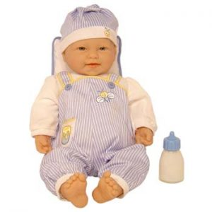 20″ La Baby Doll: Caucasian